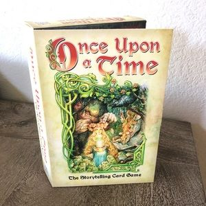 Other - Once Upon A Time Card Game & Expansion Set